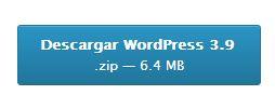 Botón de descarga de WordPress